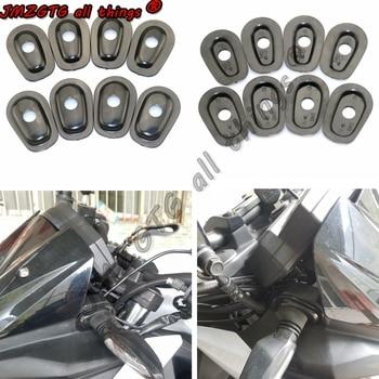 Motocykl remont kierunkowskazy wskaźnikiem przekładki dystansowe dla KAWASAKI Z250 Z300 Z650 Z750 Z800 Z1000 Z1000SX Z750S Z250SL