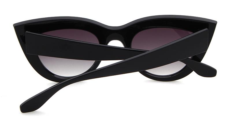 HTB16AmmRpXXXXaWaXXXq6xXFXXXW - Women's cat eye sunglasses ladies Plastic Shades quay eyewear brand designer black pink sunglasses PTC 221