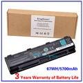 Kingsener 11.1 В 67WH аккумулятор ноутбука PA5025U-1BRS для Toshiba L800 M800 M805 C805 L830 L850 PA5025U PA5024U PA5023U PABAS261