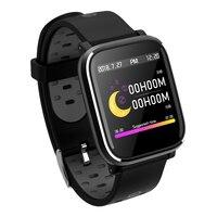 Smart Watch Blood Pressure Heart Rate Sleep Monitoring Bracelet IP67 Waterproof Sports Fitness Watc Men And Women Smart Watch