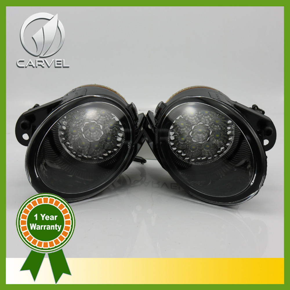 Free Shipping For VW Passat B6 2006 2007 2008 2009 2010 2011 Pair Of High Quality 9 LED Fog Lamp Fog Light aftermarket free shipping motorcycle parts eliminator tidy tail for 2006 2007 2008 fz6 fazer 2007 2008b lack