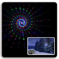 Luzes do laser do jardim do natal em movimento rgb estrelas 20 padrões projetor chuveiros ip65 rf remoto ao ar livre à prova dwaterproof água para o feriado de natal|laser light|garden laser light|garden laser -