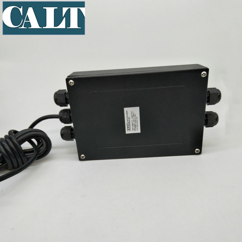 цена на CALT Multi channels 4 ways BSQ-001 load cell transmitter amplifier 4 to 20mA or 0-5v 0-10V signal output