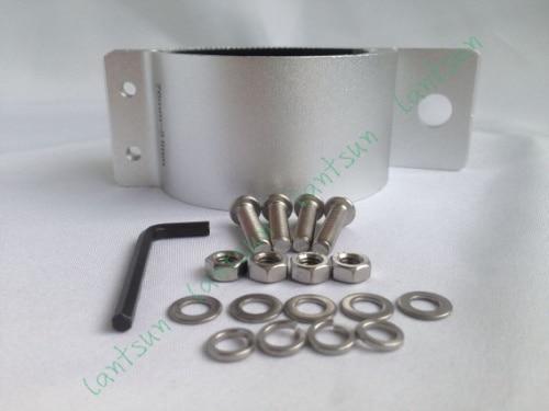 49~54mm 2inch 66~71mm 2.5inch 76~81mm 3inch black silver bull bar clamp vehicles adjustable lamp stay led work light bracket куплю продам тоз 54 66