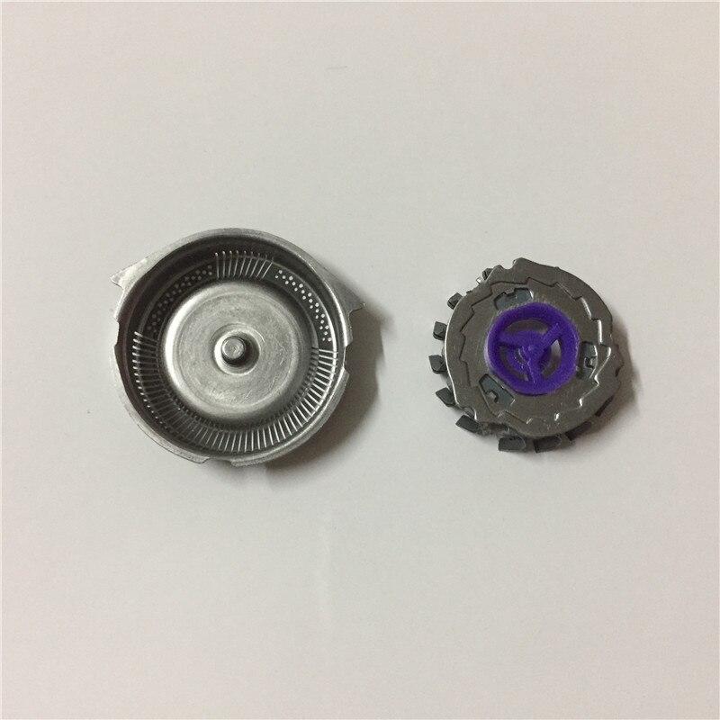 Novo 3 x Substituição Shaver Cabeça para philips HQ6 HQ6425 HQ6825 HQ6466 HQ686 HQ665 HQ6890 HQ6888 Lâmina de Barbear Frete Grátis