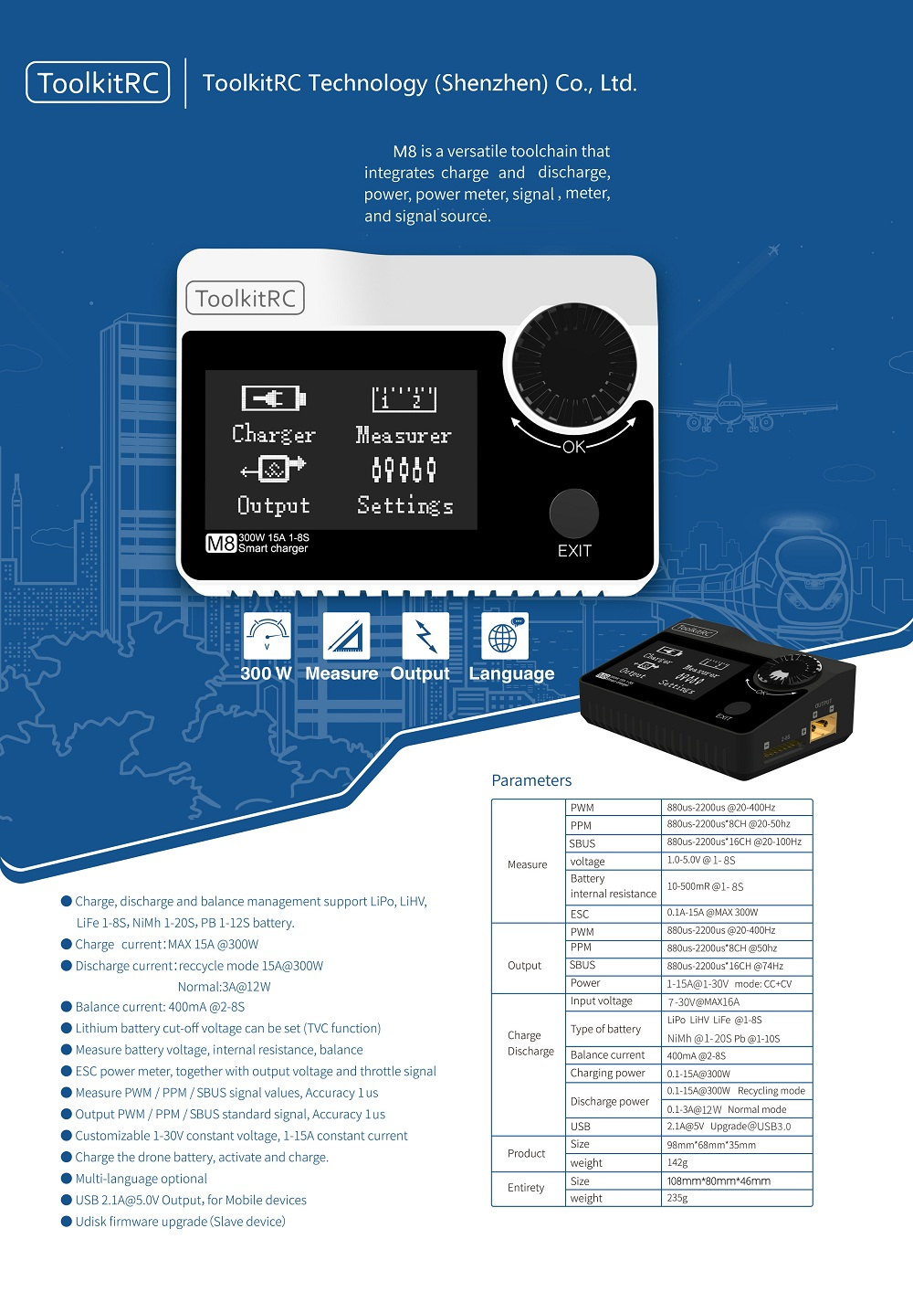 RONSHIN Automotive Electronic Accessories,TPMS Solar Wireless Tire Pressure LCD Monitoring System with 4 External Sensor