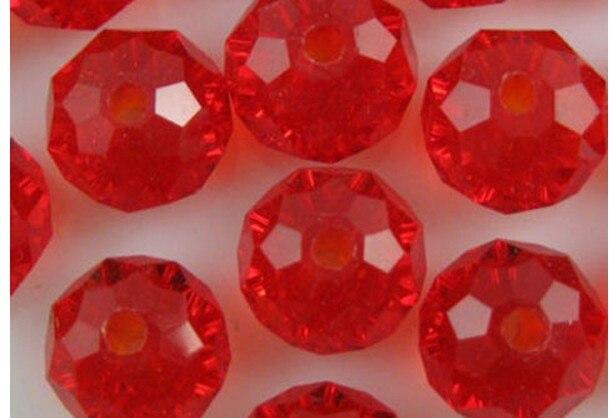 7938a1df15de4 Misturar cores 3   4 mm 1000 pcs frete grátis preto misturado cores  facetadas de quartzo Rondelle grânulos de cristal de vidro Crackle rodada  Bead