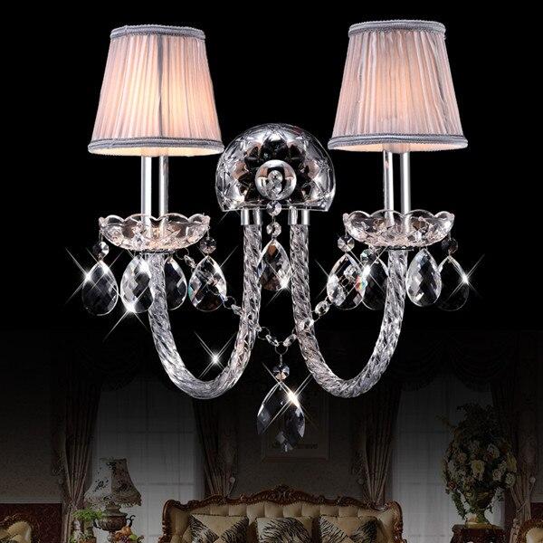 Еуропалық стильдік кристалды люктер - Ішкі жарықтандыру - фото 6