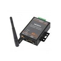 Hf2211 industrial modbus serial rs232 rs485 rs422 para wifi ethernet dispositivo tcp ip telnet 4 m flash servidor dtu