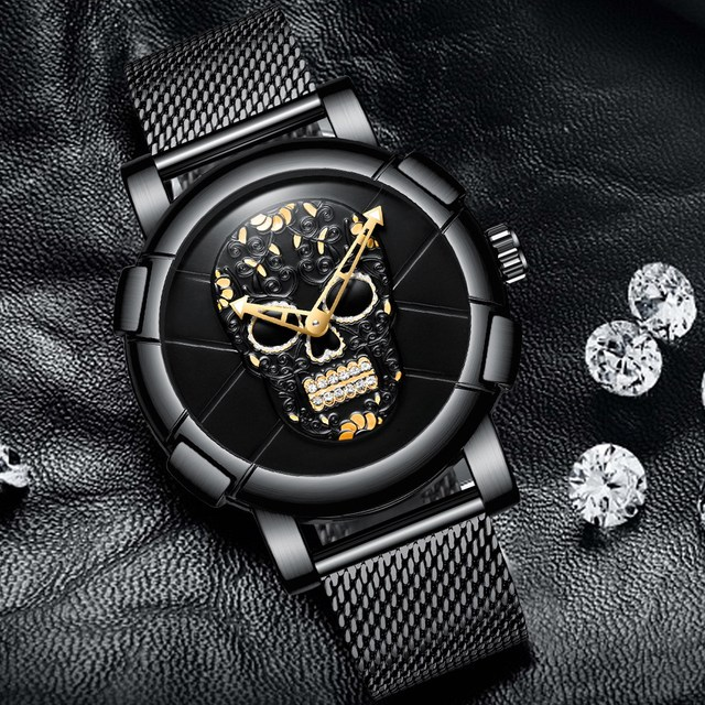 Awesome Halloween Watches 10 Colors 1