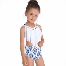 MYT_0094 2019 New Children Swimwear Two pieces Set Kids For Girls Bathing Suit Bikini Swimsuits