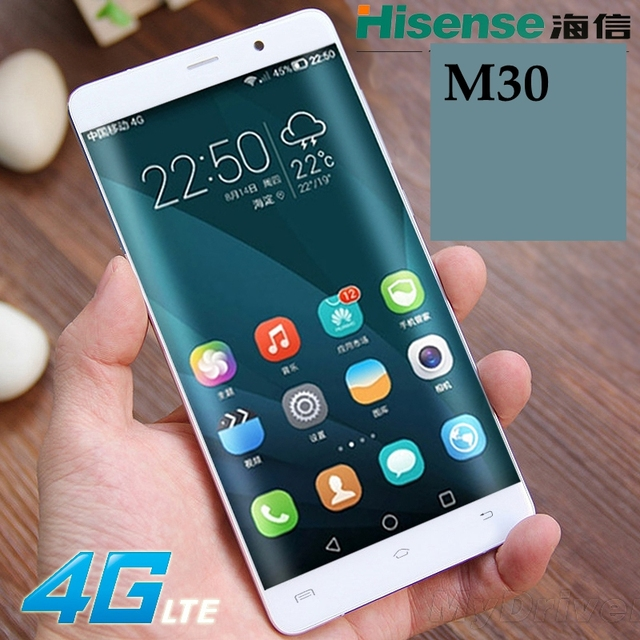 US $73 0 |Aliexpress com : Buy Original Hisense M30 Mobile Phone Android  6 0 4G LTE Quad Core1GB 8GB 5 0MP 2000mAh 5 0 inch Smartphone from Reliable