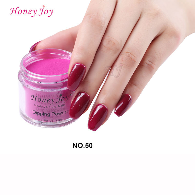 28g box #50 charming red dip powder