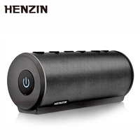 Portable Bluetooth Speaker Wireless Stereo Music Bluetooth Speakers Column Box Loudspeaker With AUX with Mic for Mobile Phone