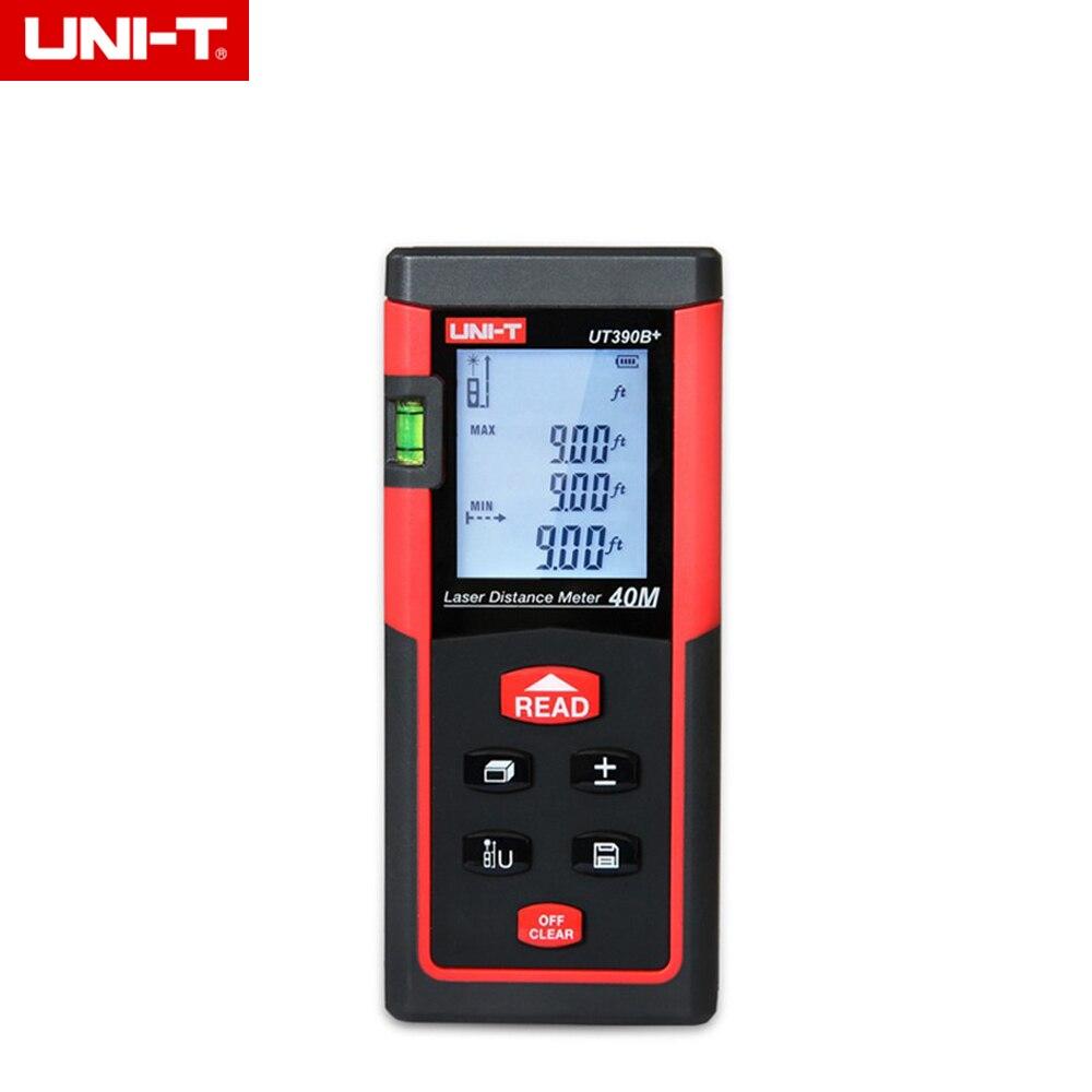 UNI-T UT390B + Портативный лазерный дальномер 40 м дальномер