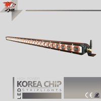 LYC Spot Lights Bar For Trucks Extralight For Hummer H2 Light Bar Led Lights 50 Inches