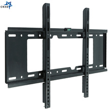 2019 Universal TV Wall Mount Bracket Fixed Flat Panel TV Frame for 32 to 70 Inch LCD LED Monitor Flat Panel Rated Load 75kg