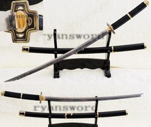 ONE PIECE SWORD TRADITIONAL HANDMADE RORONOA ZORORE IN THE ANIME Katanta swords