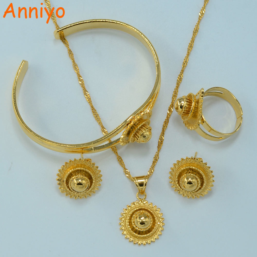 Buy anniyo gold color ethiopian jewelry for Buying jewelry on aliexpress