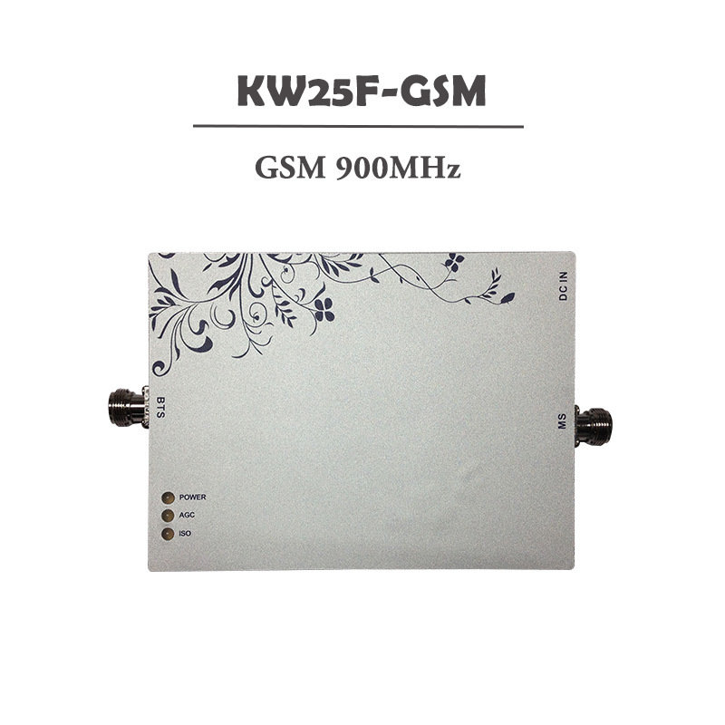 Hot Sale 2019 GSM Repeater GSM 900mhz Single Band Booster 25 DBm High Output Power 75 DB Gain Mobile Signal#15