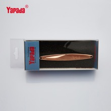 YAPADA Jigging 501 War Spear 10g/15g/20g/25g Treble Hook 73mm/83mm/91mm/98mm Multicolor Metal Jigging Fishing Lures