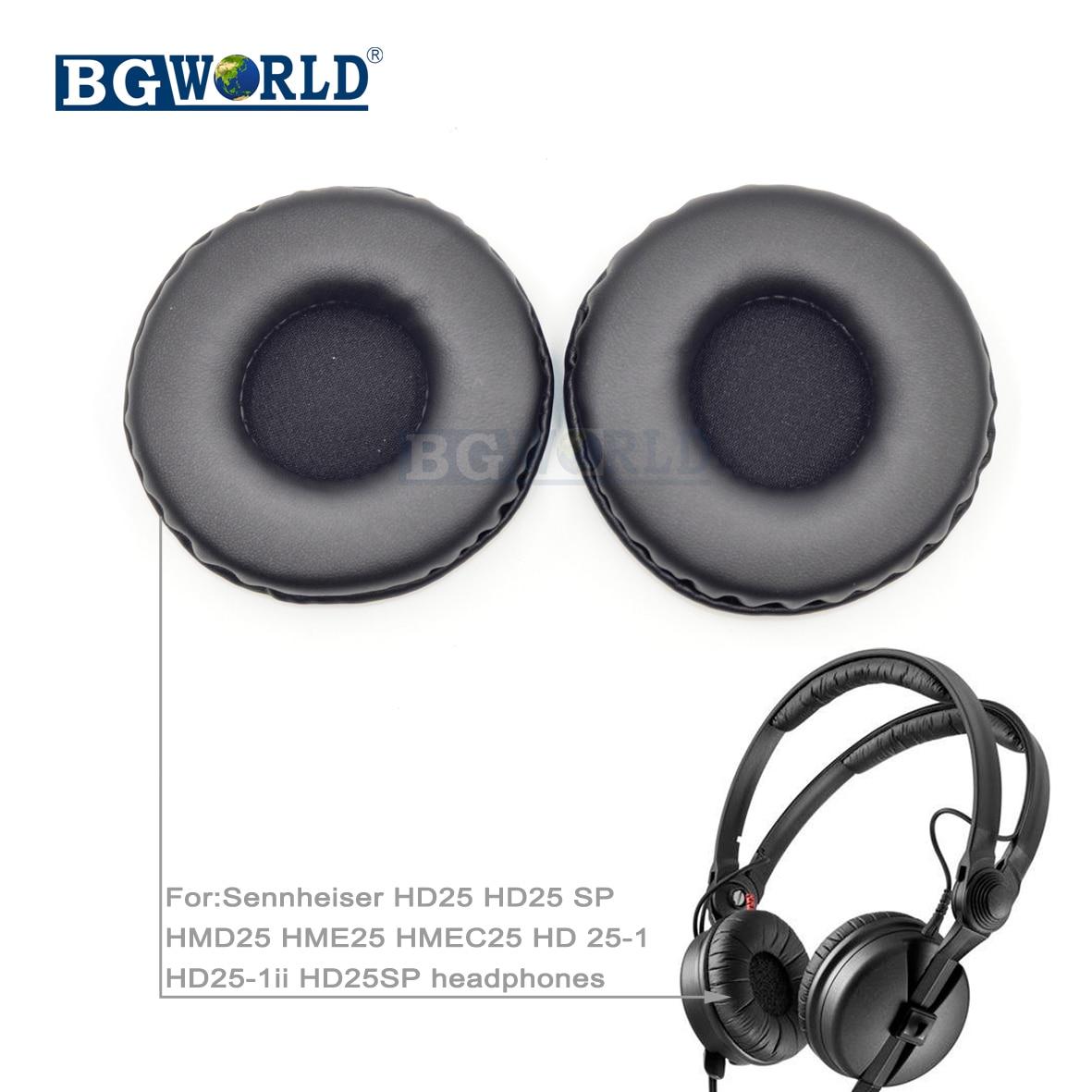 2 pairs Ear Pads  For Sennheiser HD25-1 HD25 HMD25 HME25 HMEC 25 45 Headphones