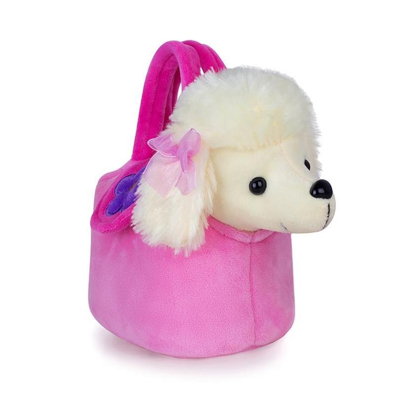Lazada Plush Puppy Toys Stuffed Animal Dog Doggy Dolls With Pink