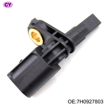Левый ABS Датчика Скорости Для Audi TT A3 Q3 Сиденья Skoda VW CC Sharan Amarok Caddy Touran Passat Jetta Golf 7H0927803 WHT003857
