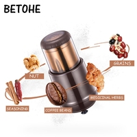 Household electric Chinese medicine grinder bean mill powder herbs dry grinding machine grain coffee grinder shredder EU US