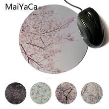 Игровые скоростные мыши красивое аниме maiyaca cherry blossom