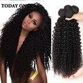 Chegada nova 10A Brasileiro cabelo Virgem Kinky Curly Do Cabelo Humano 4 Pacotes Encaracolado Kinky Cabelo Macha Brasileiro Virgem Encaracolado Crespo cabelo