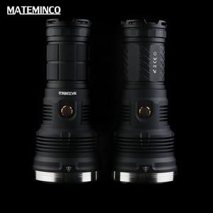 Image 2 - Mateminco MT35 CREE XHP35 היי LED 2700 Lumens 1600 מטרים ארוך לזרוק פנס לציד, קמפינג, חיפוש