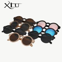 Round Circle Sunglasses Women Retro Vintage Sun glasses for Women Brand Designer Sunglasses Female Oculos Gafas De Sol Mujer