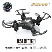 2016 Hot Sale FQ777 951C 4CH RC Quadcopter 360 Roll Headless Mode Helicopter Mini Drone With
