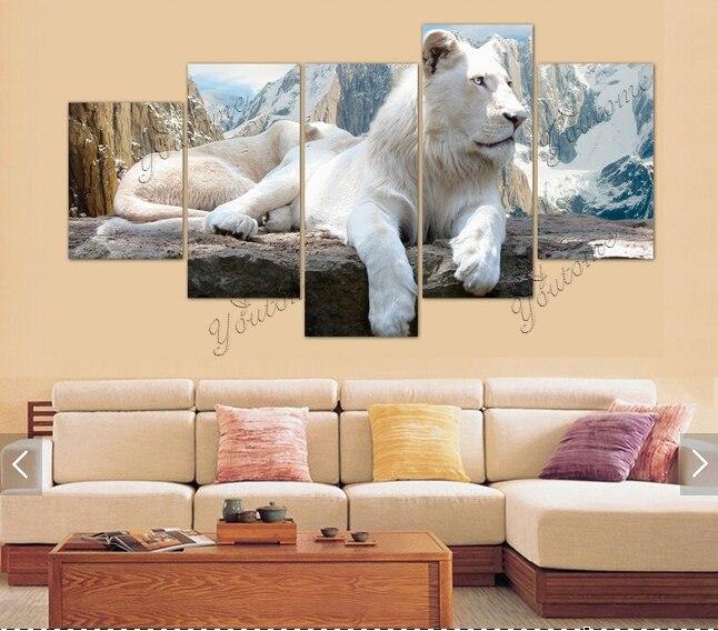 unidades de pared moderno conjunto de arte cuadro decorativo para la decoracin del hogar de pared panel de la lona pintura im