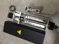 Nema23 stepper motor 150mm work stroke CNC Flame and Plasma Cutting Lifter Z axis +Standard Clamp