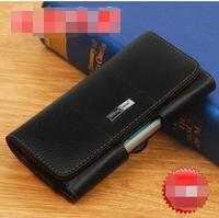 For Xiaomi Redmi 3S For Xiaomi MI5 Genuine Leather Belt Clip Phone Bag For IPhone 7