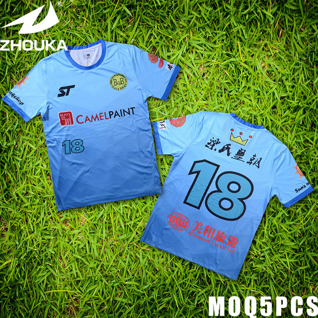 f00f8a62e58 Sublimated football jerseys monogrammed football plain hemp shirts  Customized professional wholesale soccer jersey free