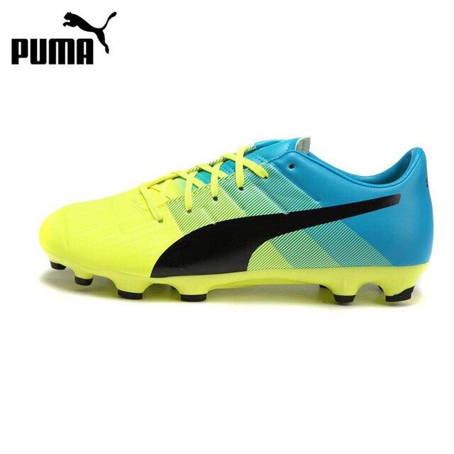 Original New Arrival PUMA evoPOWER 3.3 AG Power Men s Soccer Shoes Football  Sneakers 895294511035