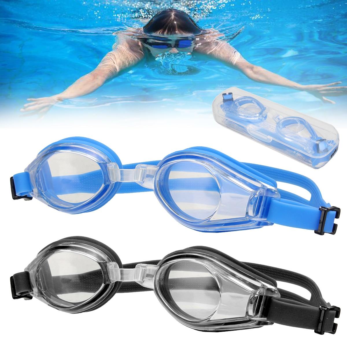 Anti Fog Swimming Goggles Sports Eyewear Swimming glasses for Men Women Boys Girls Adult ...