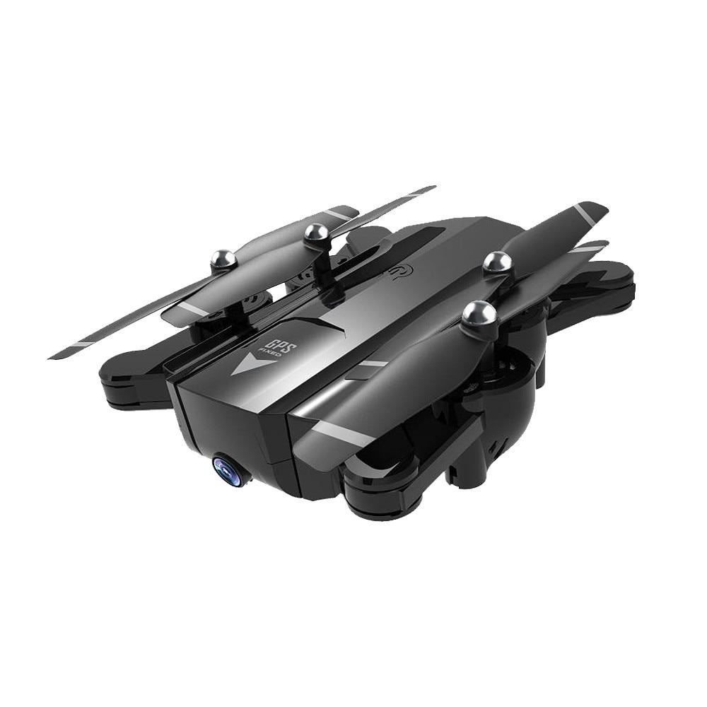 Global Drone GPS Drone Follow Me FPV Wifi RC Quadrocopter Profissional Selfie Drones with Camera HD VS E58 LH-X28 VISUO XS812