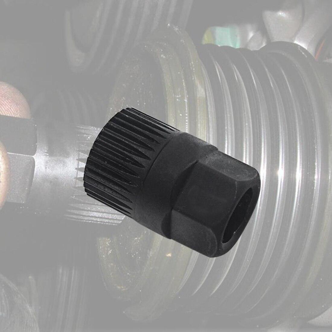 Removal Tool Alternator Clutch Free Wheel Pulley 33 Spline For VW /AUDI /FORD For PEUGEOT 33TxH17