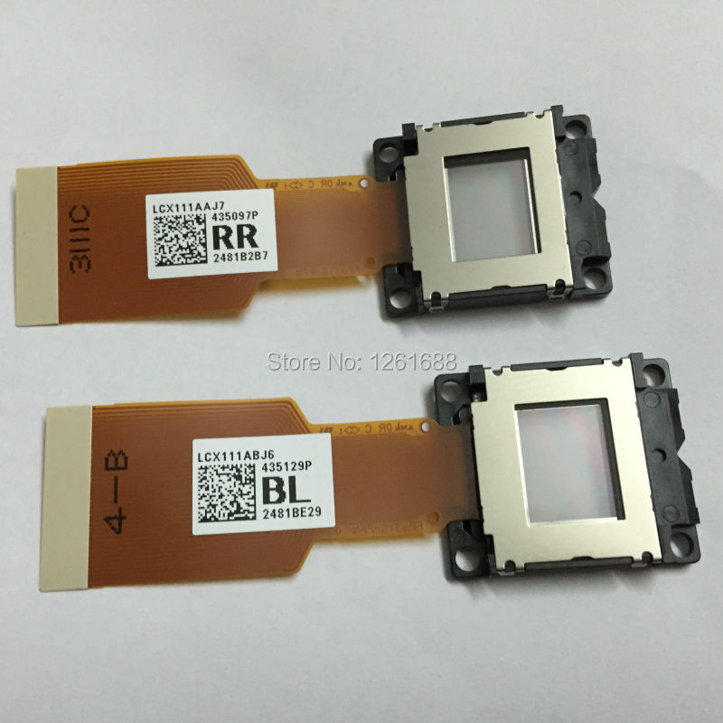 Livraison gratuite LCX111 projecteur Original simple panneau LCD