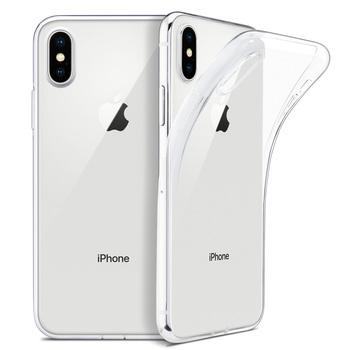 Dla iPhone X Case WEFOR Slim wyczyść miękkie etui tpu wsparcie bezprzewodowe ładowanie dla Apple 5 8 #8222 iPhone X iPhone 10 (wydanie 2017) tanie i dobre opinie Aneks Skrzynki Slim Clear Soft TPU Back Cover Apple iphone ów IPHONE XR Iphone 6 plus iphone xs IPHONE 6S IPhone 7 IPHONE XS MAX