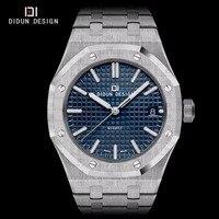 DIDUNบุรุษนาฬิกาหรูแบรนด์ชั้นนำนาฬิกาผู้ชายแบรนด์หรูควอตซ์นาฬิกาผู้ชายแฟชั่นสบายๆนาฬิกาข้...