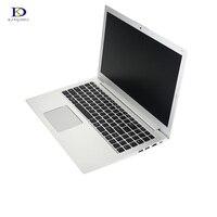 Модные Бизнес Стиль Ultrabook 15,6 дюймов ноутбука Тетрадь ПК Intel Core i5 6200U 8 г памяти Беспроводной Тетрадь Дискретная