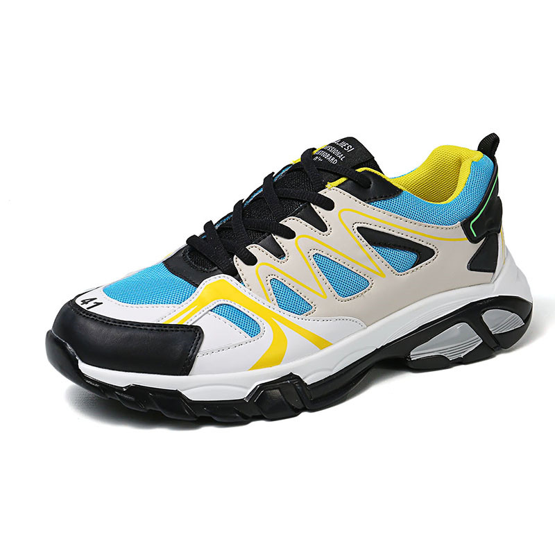 Breathable Casual Shoes Instagram Dope Sneaker Shoes For Men Balencia and Man Balanciaga Disruptor Clunky Sneakers Triple S Dad stylish men s casual shoes with breathable and multicolor design
