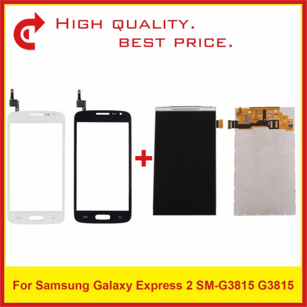 """4.5"""" For Samsung Galaxy Express 2 SM G3815 G3815 Lcd Display Screen Pantalla Monitor Replacement-in Mobile Phone LCD Screens from Cellphones & Telecommunications"""