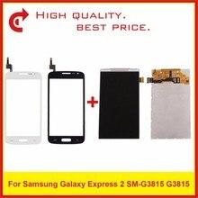 """4.5 """"per la sostituzione dellaffissione a cristalli liquidi dello schermo di visualizzazione di Samsung Galaxy Express 2, sostituzione del Monitor di Pantalla dello schermo di visualizzazione G3815"""