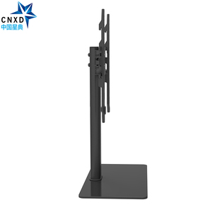 """Image 2 - Universal TV Table Monitor Base Stand Stable and Safety TV Floor Stand for Plasma LED LCD TV 32"""" to 55"""" up to 88lbs"""